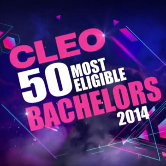 ANIMATION/VIDEO: Cleo 50 Most Eligible Bachelors