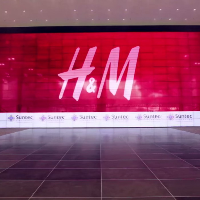 VIDEO: H&M Singapore 2013 – Store Openings in Jem, VivoCity and Suntec City
