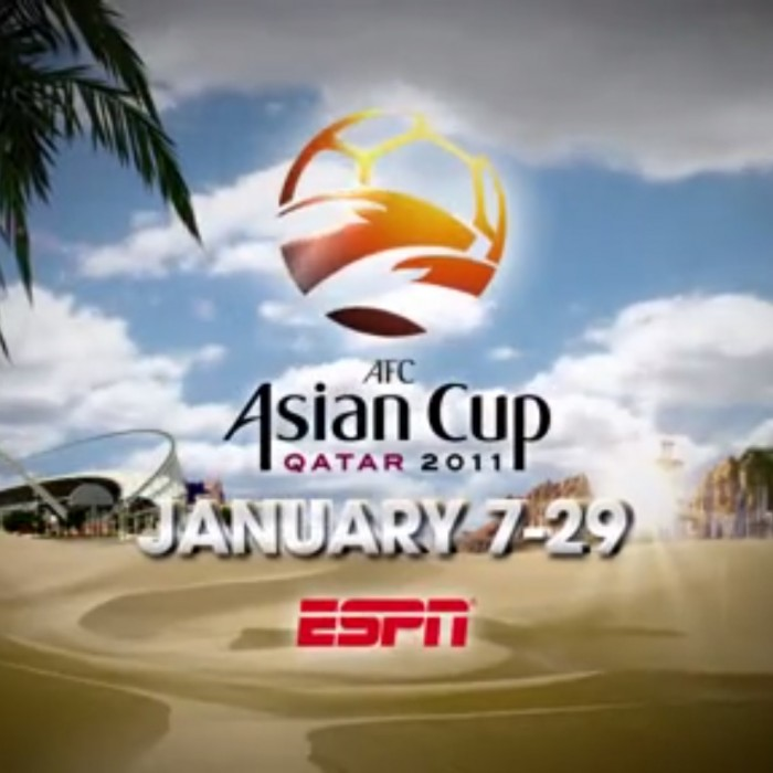 ANIMATION: ESPN Asian Football Cup 2011