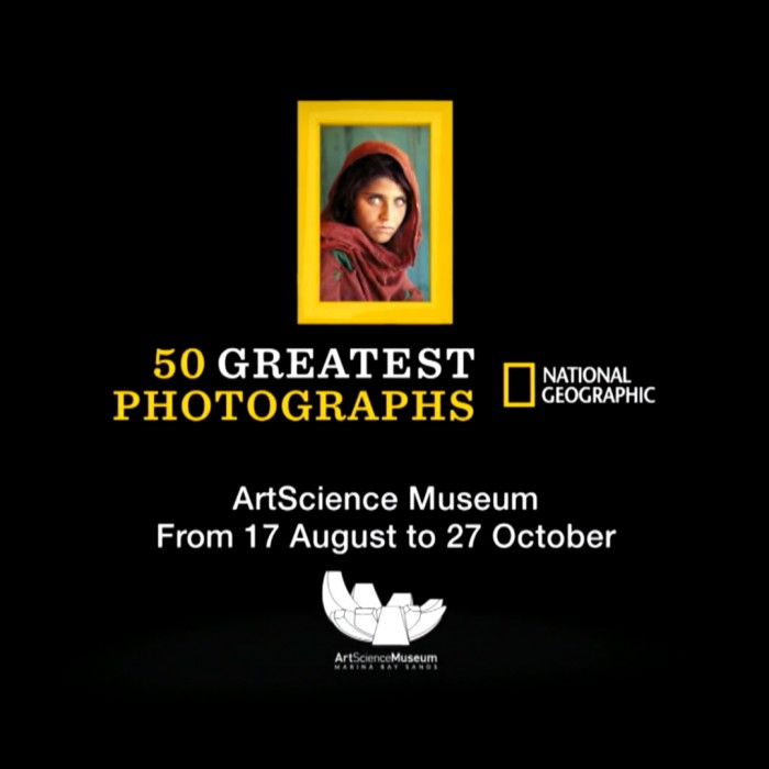 ANIMATION: National Geographic Channel's 50 Greatest Photographs