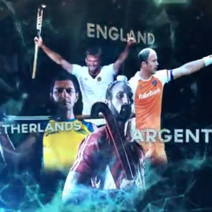 ANIMATION: Starsports Hockey India League