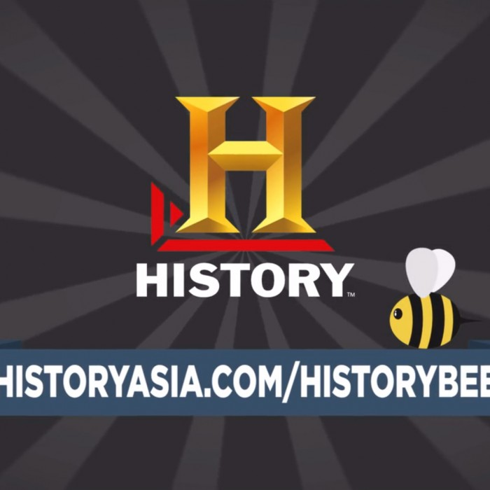 ANIMATION: History Channel | History Bee & Bowl Asia