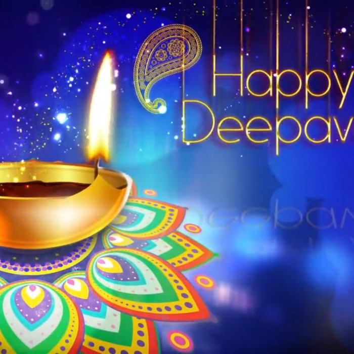 ANIMATION: Mediacorp Vasantham | Deepavali Packaging