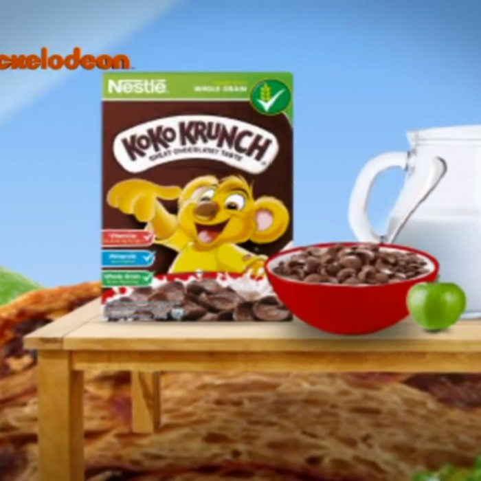 ANIMATION: Nickelodeon & Nestle Breakfast Bites