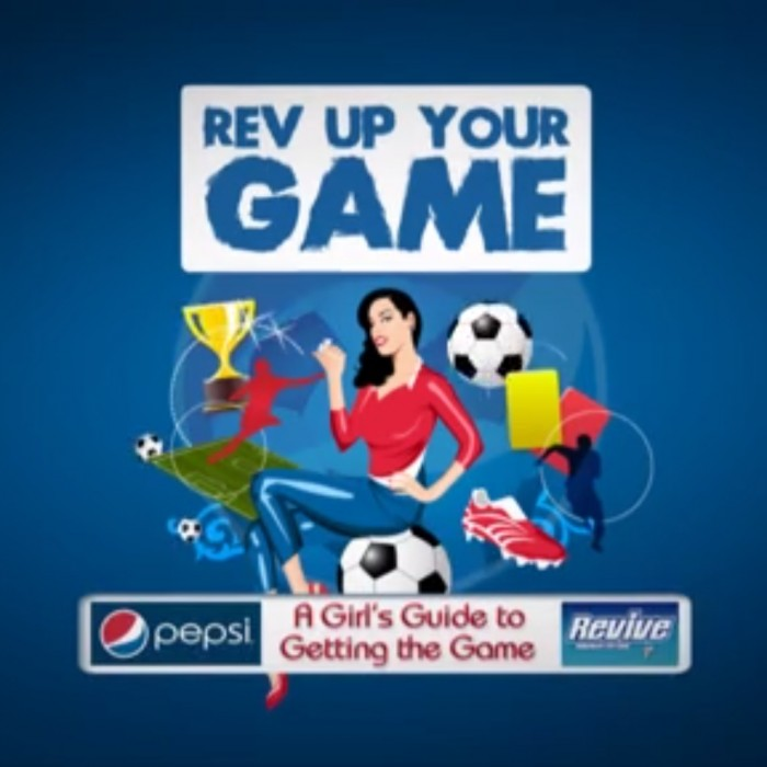 ANIMATION: Hallmark & Pepsi's Rev Up Your Game