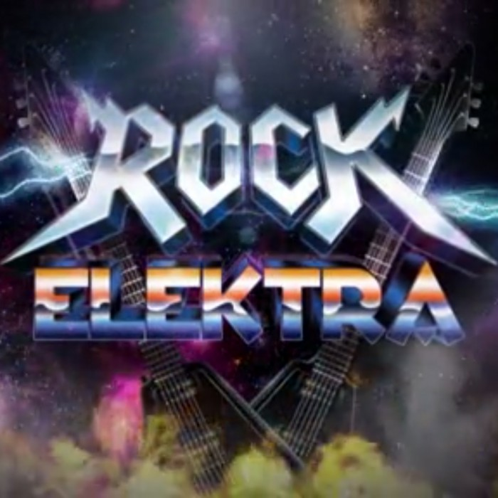 ANIMATION: Mediacorp Suria | Rock Elektra