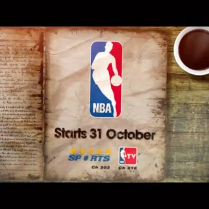 ANIMATION: Starhub NBA