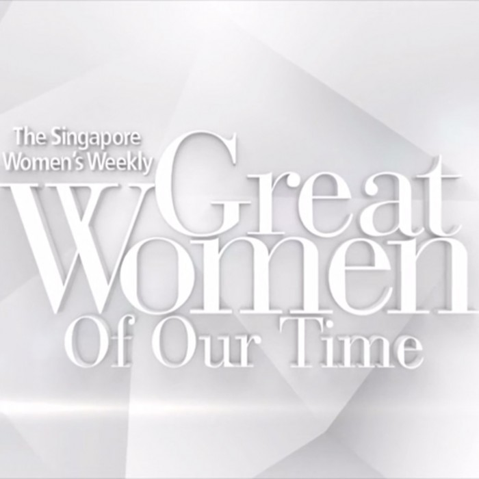 VIDEO: Singapore Women's Weekly | Great Women of Our Time 2013